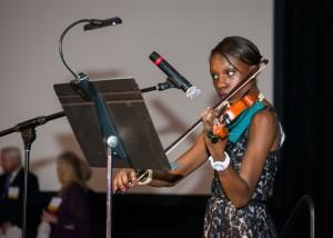 Pearls Violin